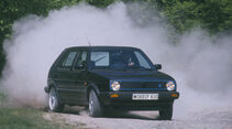 VW Golf II G60 Limited