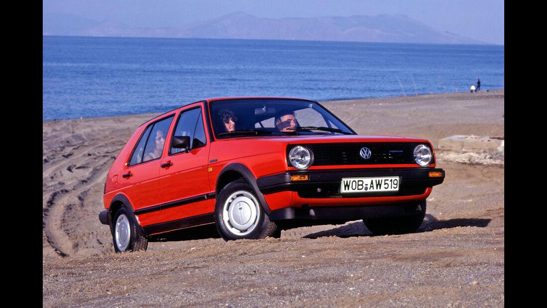 VW Golf II G60 Rallye