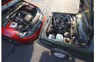 VW Golf II GT, VW Golf VII 1.2 TSI, Motor