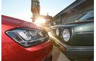 VW Golf II GT, VW Golf VII 1.2 TSI, Scheinwerfer