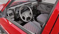VW Golf II GTI, Cockpit