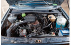 VW Golf II, Motor