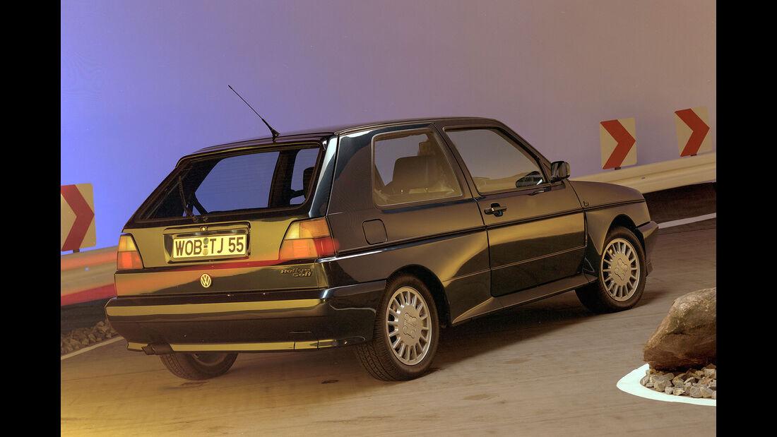 VW Golf II Rallye Golf G60