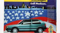 VW Golf II, Sondermodelle