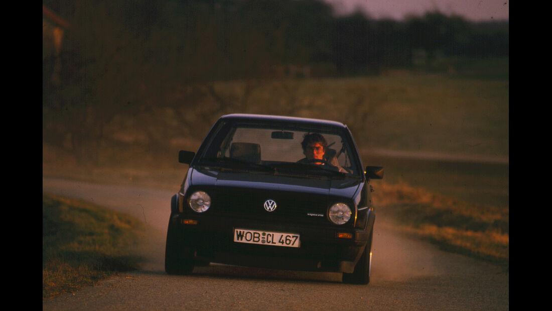VW Golf II Turbo VW Motorsport