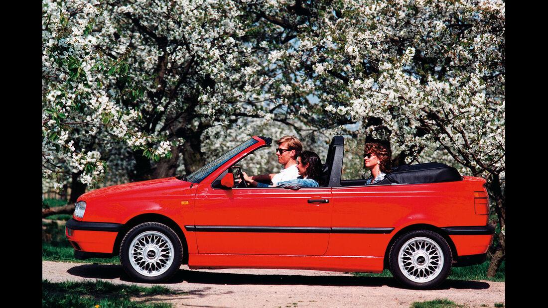 VW Golf III Cabriolet