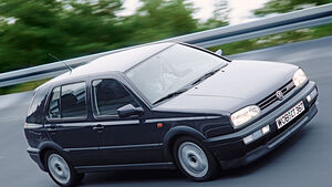 VW Golf III VR6 (1991)