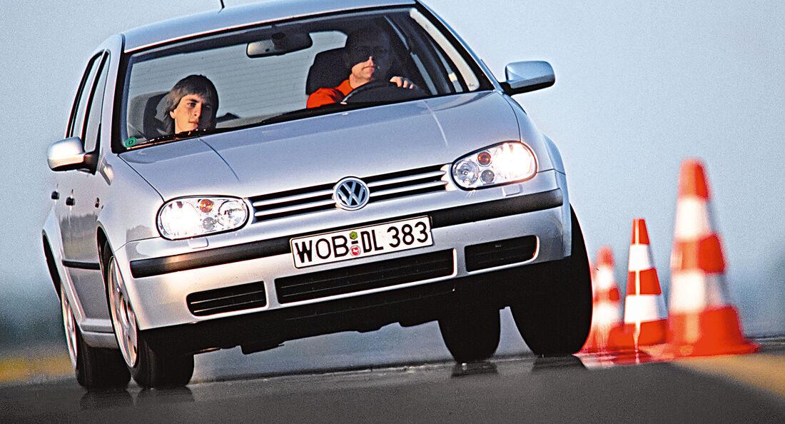 VW Golf IV 1.4 (1997)