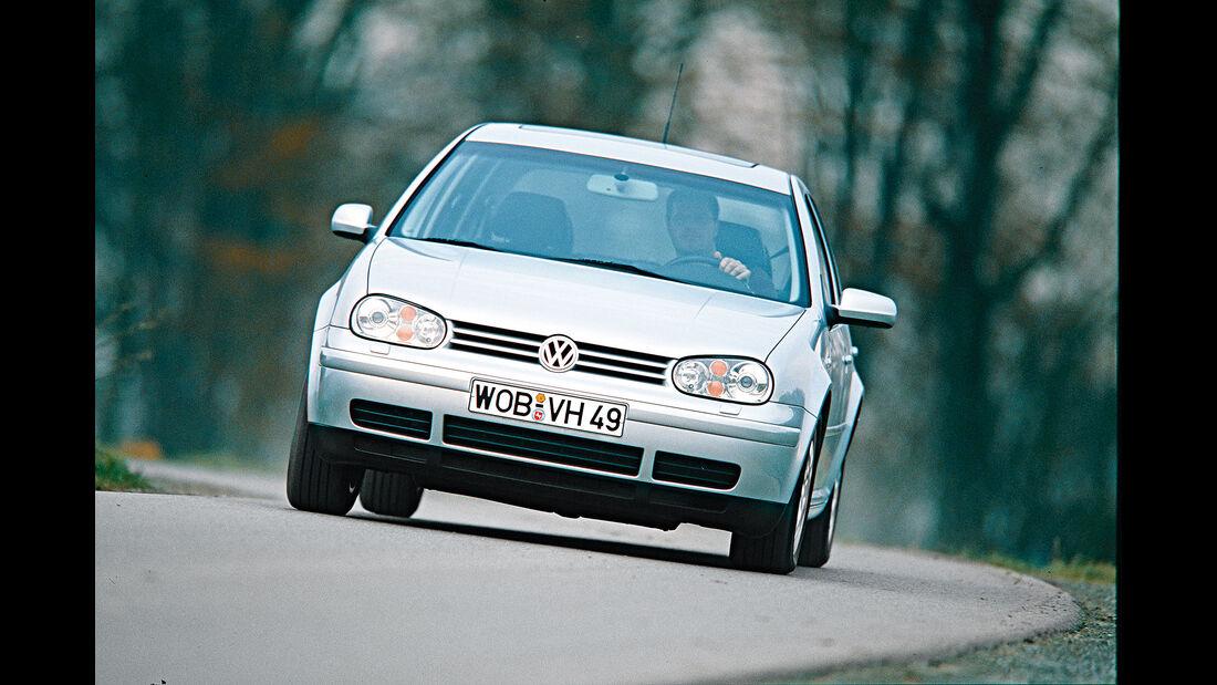 VW Golf IV 4 GTI TDI (2001)