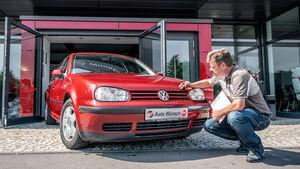 VW Golf IV, Exterieur