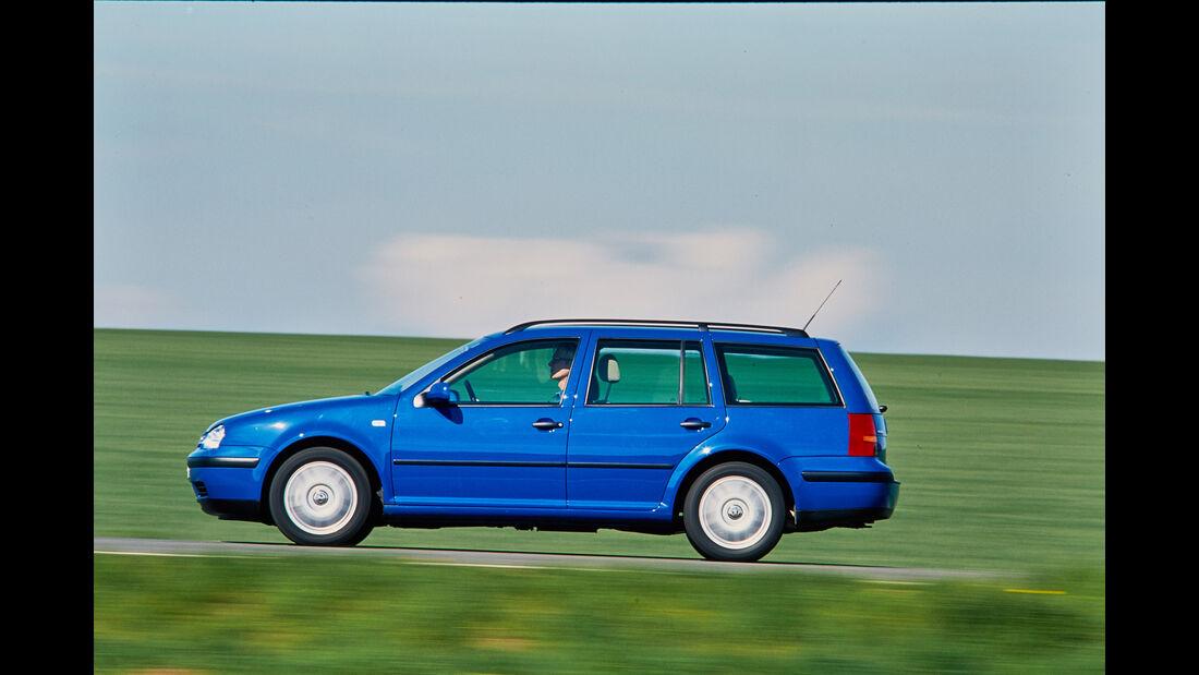 VW Golf IV, Kaufberatung, Außen