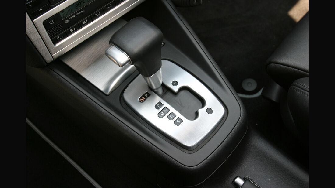 VW Golf IV, Kaufberatung, Schalthebel