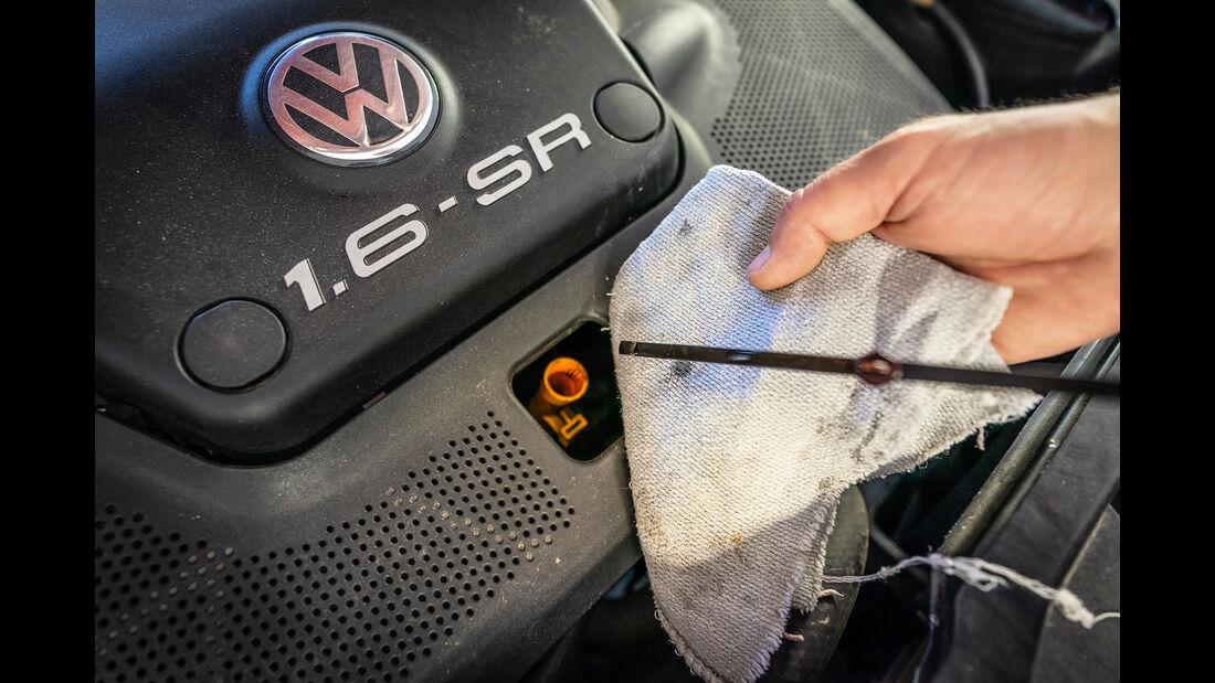 VW Golf IV, Motor