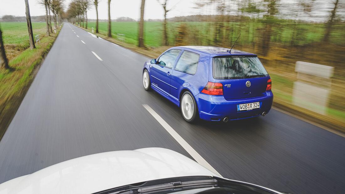 VW Golf IV R32, Exterieur