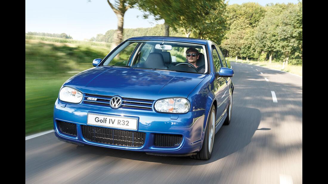 VW Golf IV R32, Frontansicht