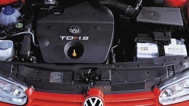 VW Golf IV TDI