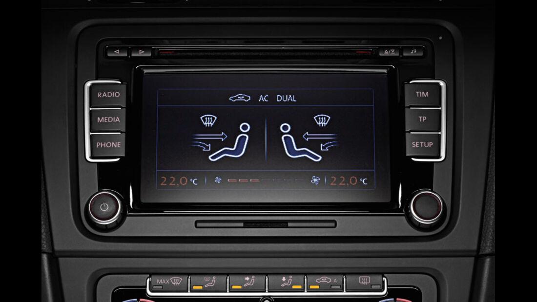 VW Golf, Klimaautomatik
