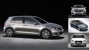 VW Golf Kompaktklasse