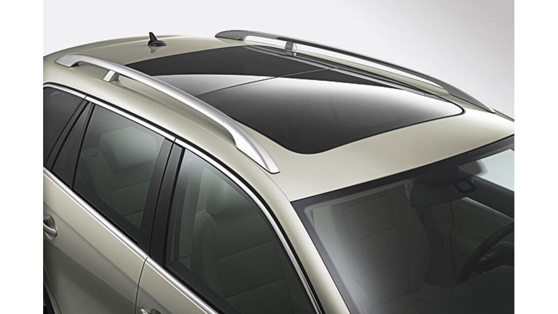 VW Golf, Panorama-Schiebedach