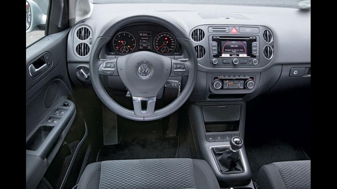VW Golf Plus 1.2 TSI Cockpit