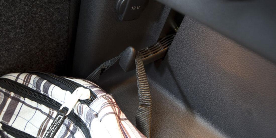 VW Golf Plus 1.2 TSI Detail