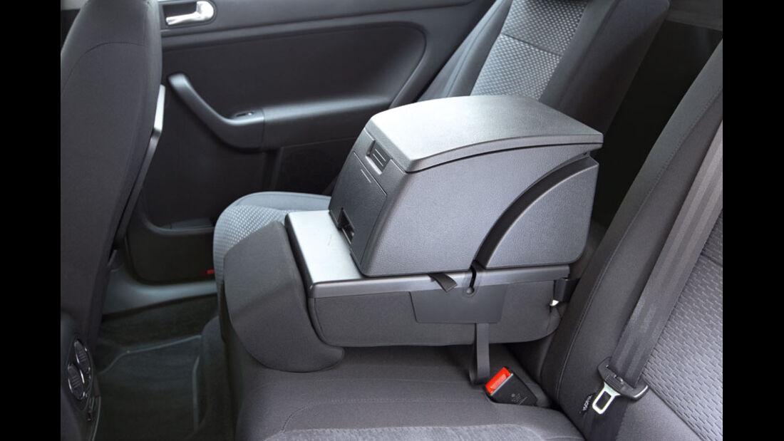 VW Golf Plus 1.2 TSI Mittelsitz
