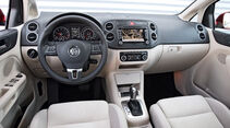 VW Golf Plus 1.4 TSI, Cockpit