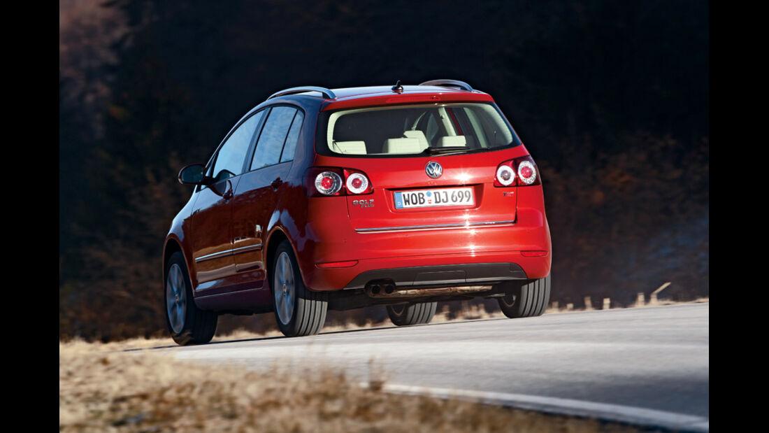VW Golf Plus 1.4 TSI, Heck