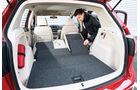 VW Golf Plus 1.4 TSI, Kofferraum, Ladefläche