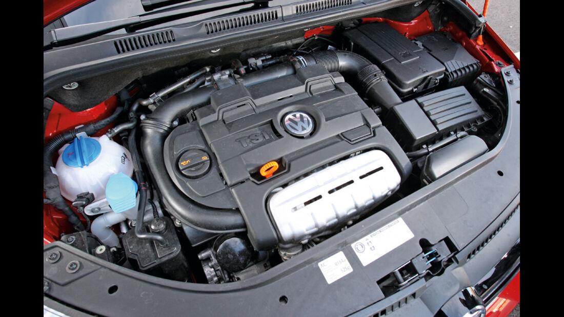 VW Golf Plus 1.4TSI, Motor