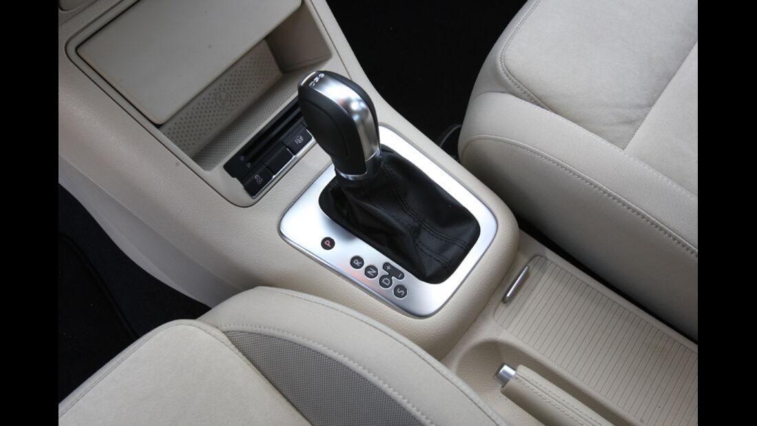 VW Golf Plus 1.4TSI, Schaltung