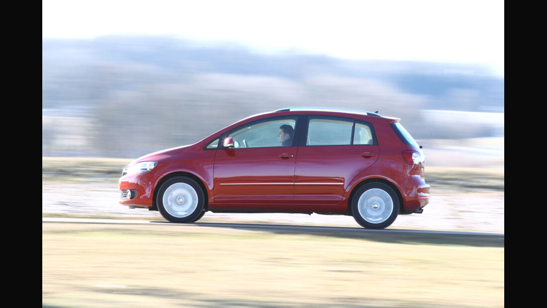 VW Golf Plus 1.4TSI