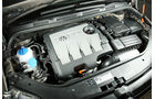 VW Golf Plus 1.6 TDI BMT, Motor, Motorraum