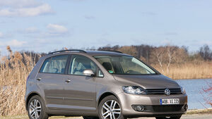 VW Golf Plus EcoFuel