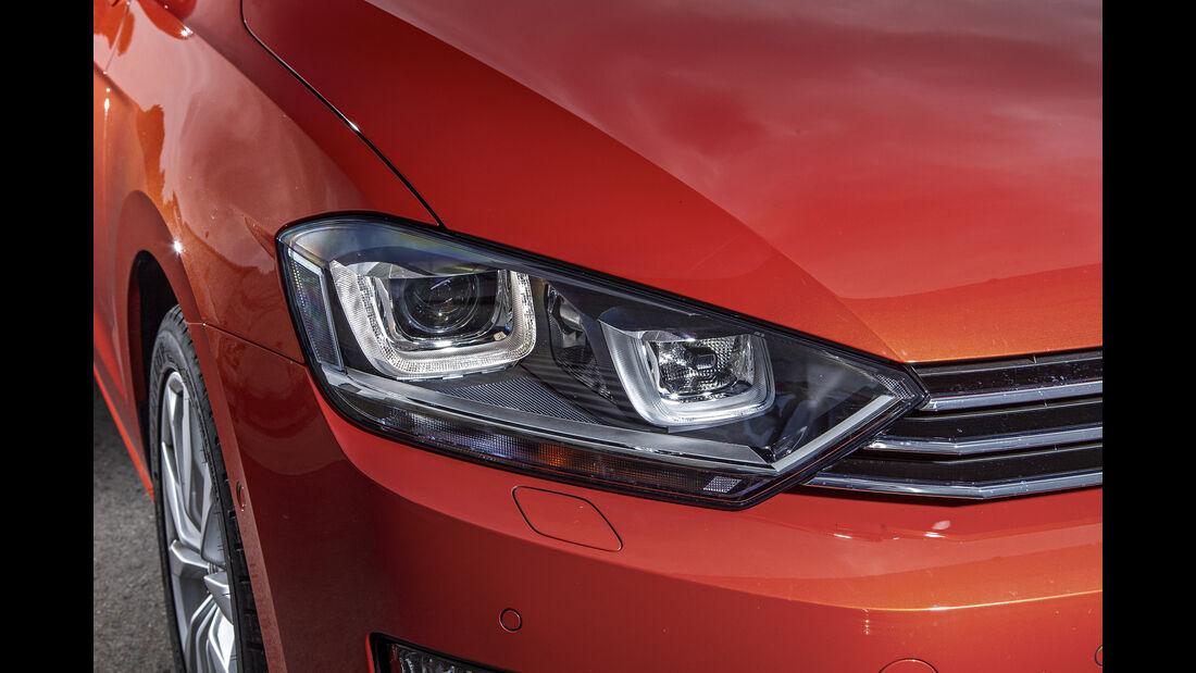 VW Golf Plus, Exterieur