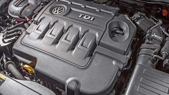 VW Golf Plus, Motor