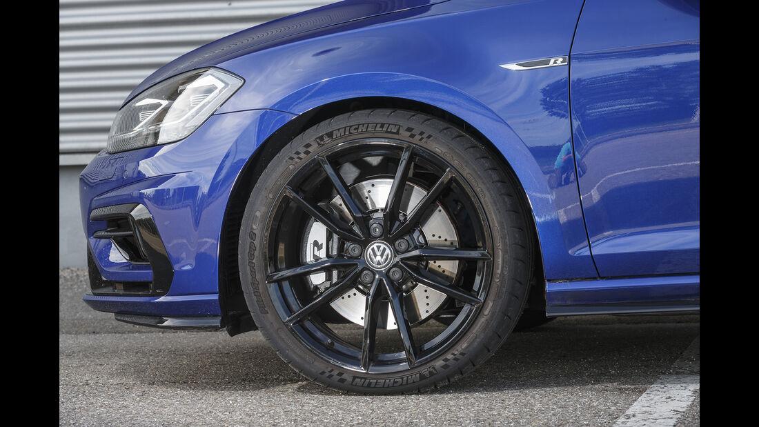 VW Golf R 2.0 TSI 4 Motion, Exterieur Felge