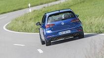 VW Golf R 2.0 TSI 4 Motion, Exterieur Heck