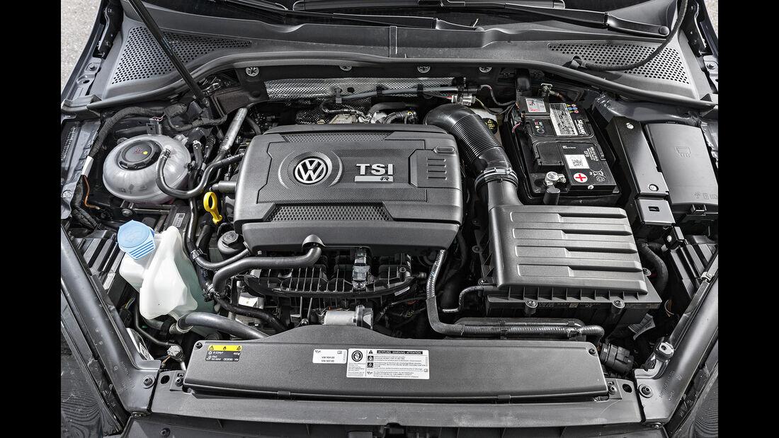 VW Golf R 2.0 TSI 4 Motion, Motor