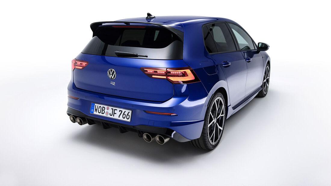 VW Golf R (2020)