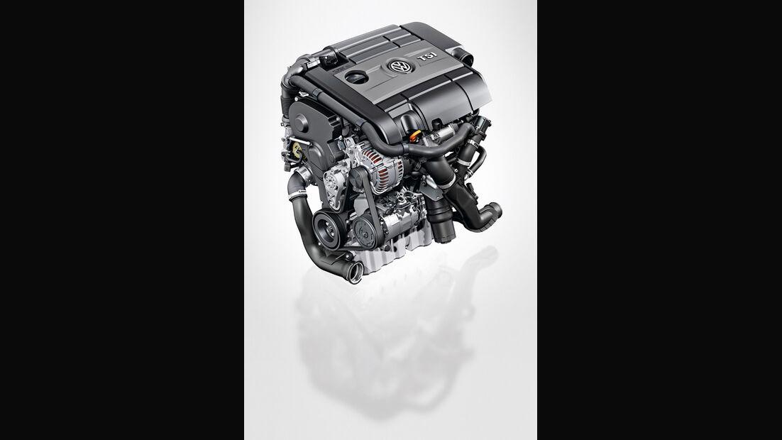 VW Golf R Cabriolet, Motor