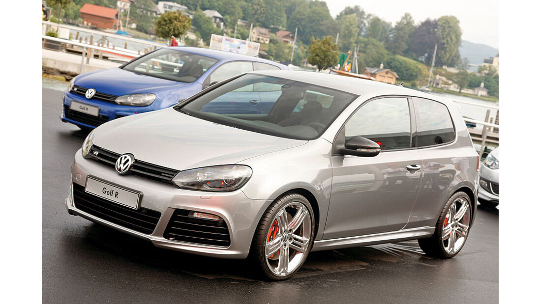 VW Golf R Color Concept Wörthersee