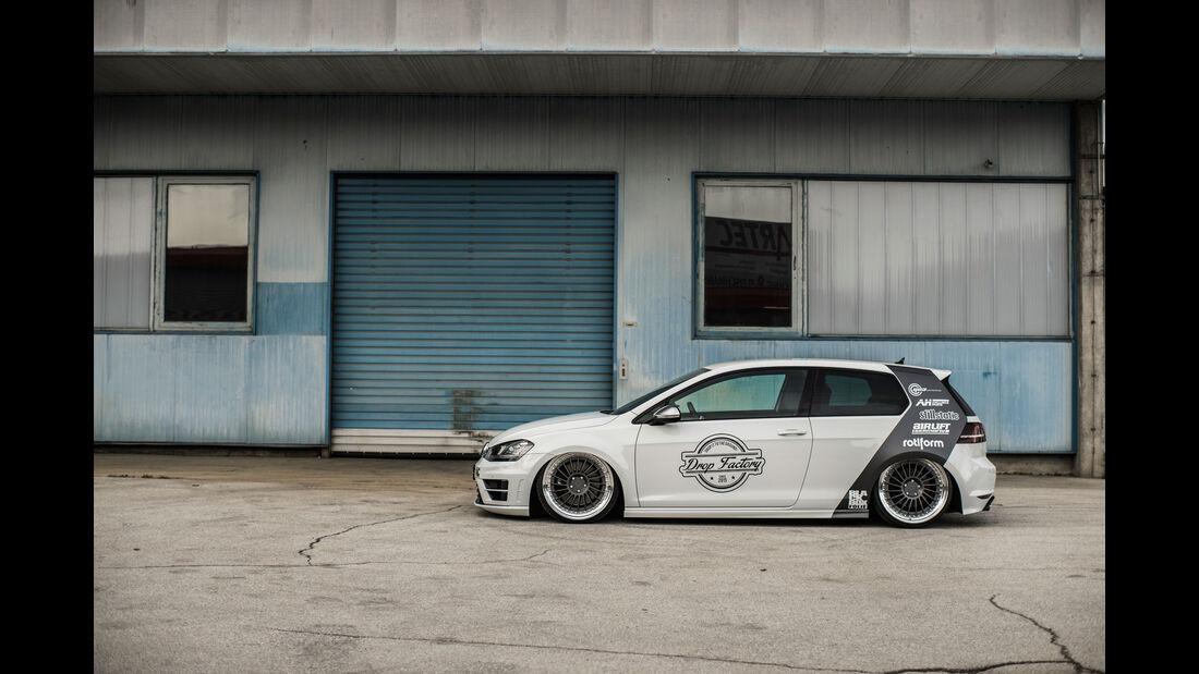 VW Golf R - Essen Motor Show 2015 - TuningXPerience