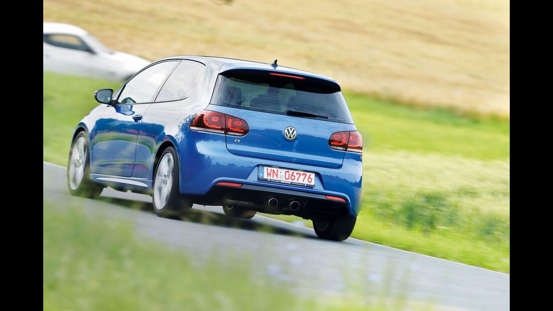 VW Golf R - Gebrauchte Sportwagen
