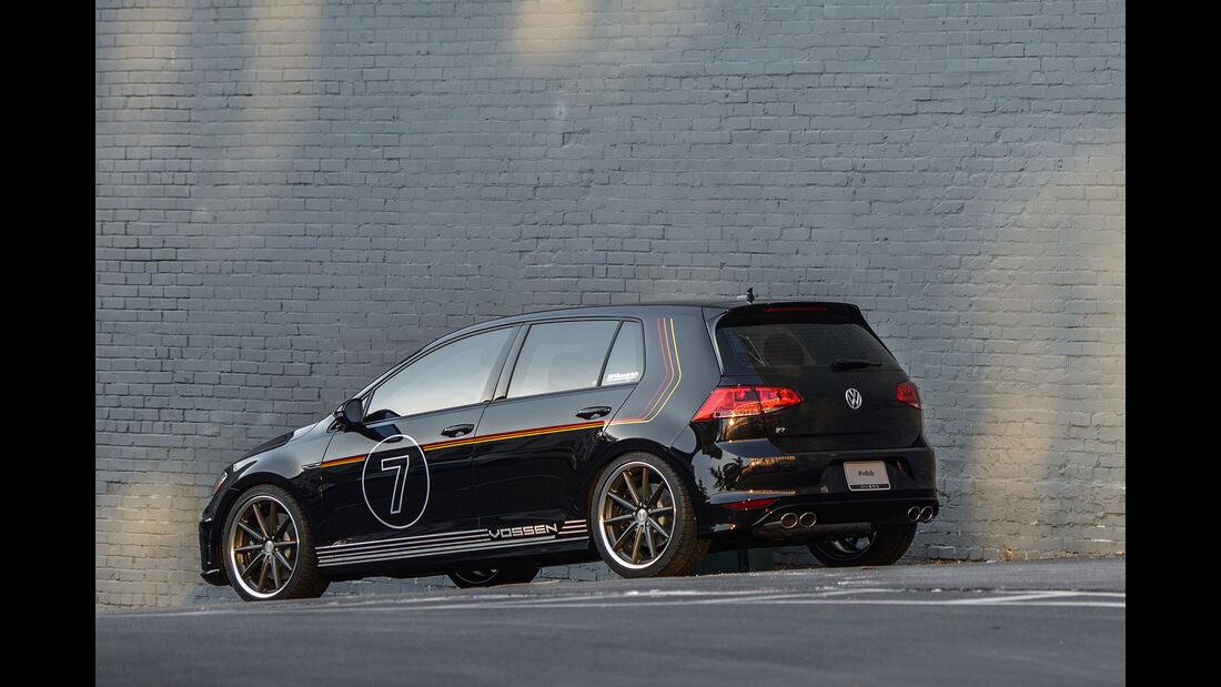 VW Golf R Heritage Concept