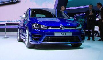 VW Golf R, IAA
