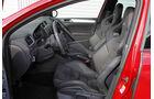 VW Golf R, Innenraum