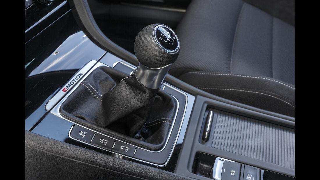VW Golf R, Interieur