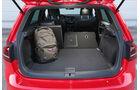 VW Golf R, Kofferraum