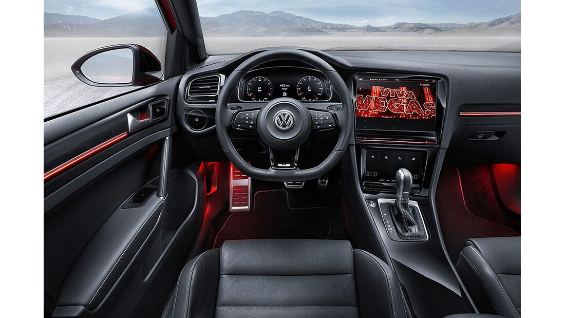 VW Golf R Touch